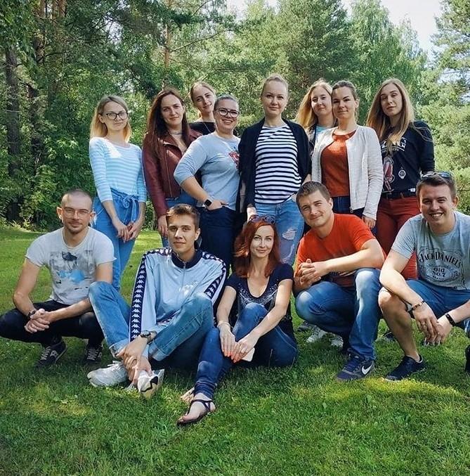 Команда Фабрики брендов