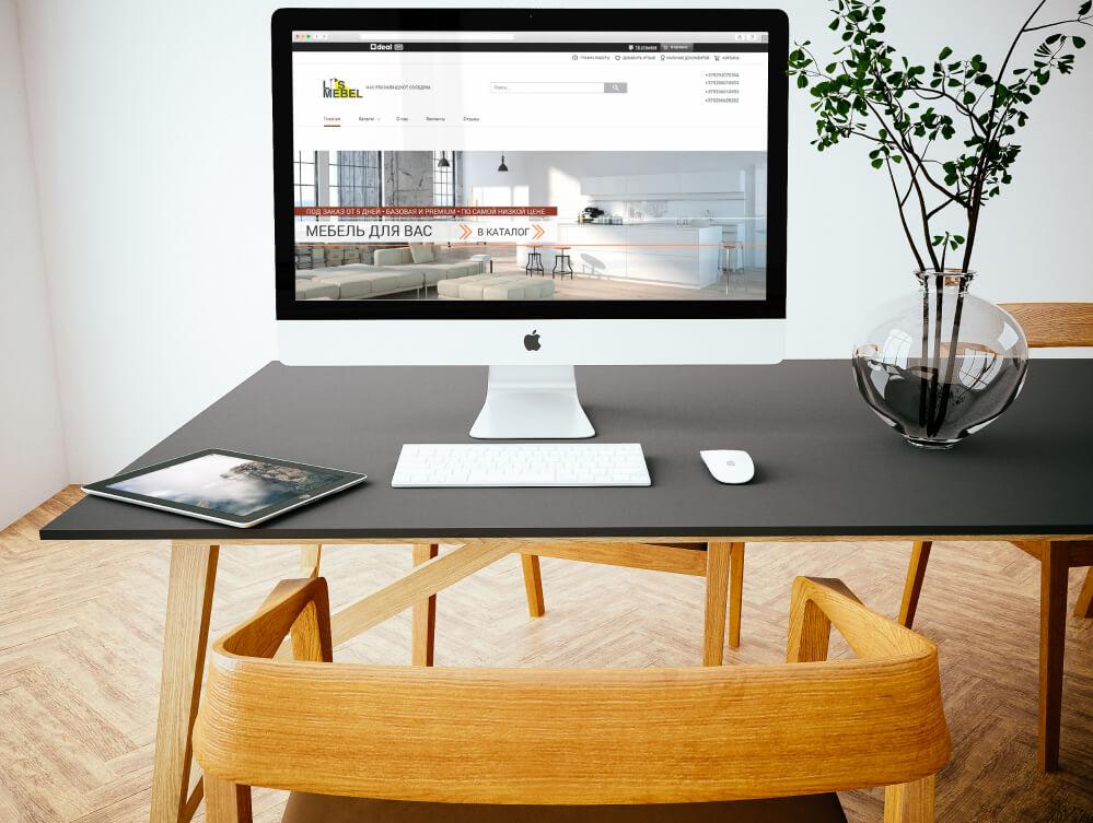 Ведение контекста для мебельного интернет-магазина